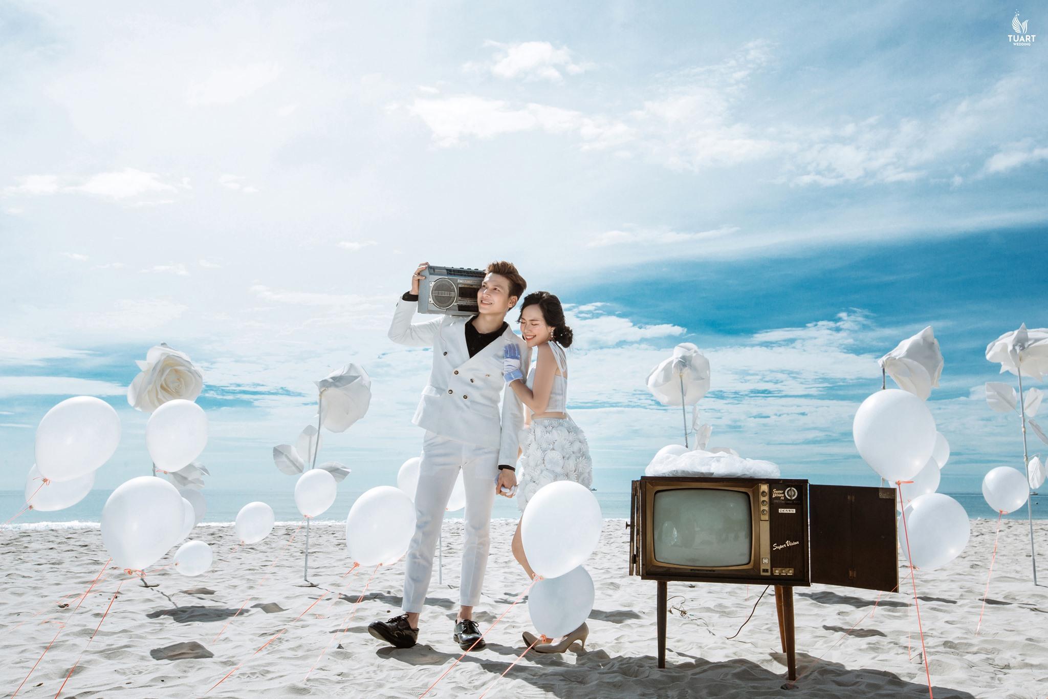 Album ảnh cưới concept Đà Nẵng