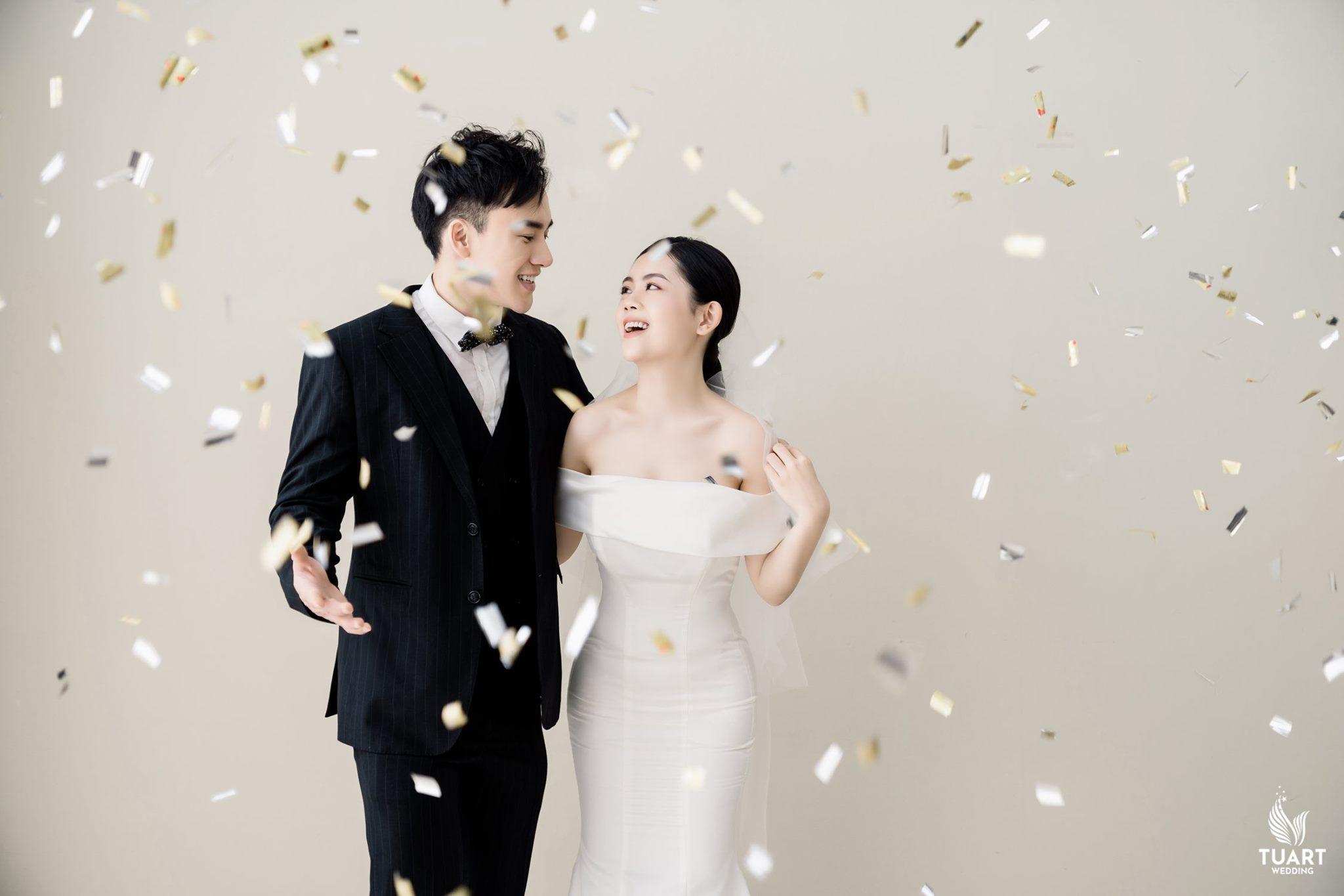 Album ảnh cưới đẹp concept Hàn Quốc ở Hà Nội